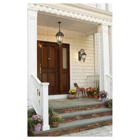 exterior front door lights 15 different outdoor lighting ideas for your home all types