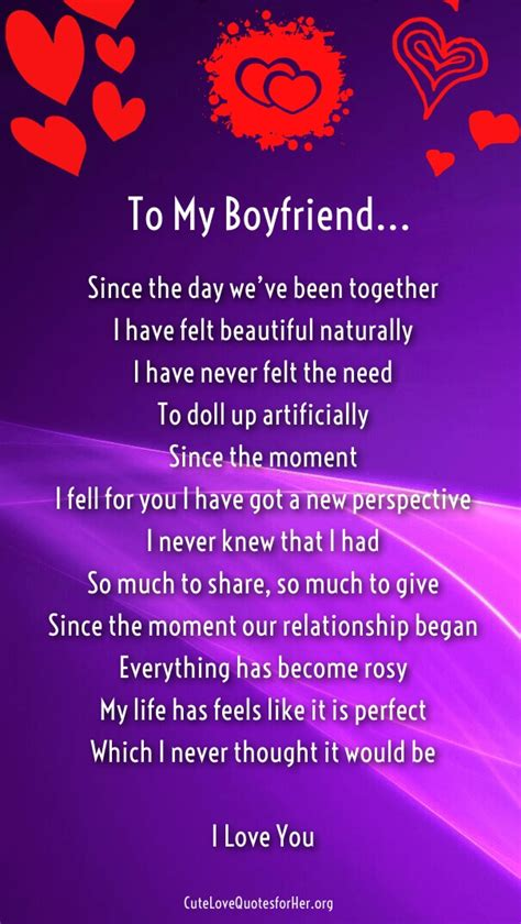 poems to boyfriend poems for your boyfriend that will make him cry part 3