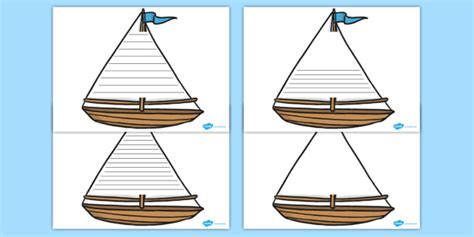 boat pictures twinkl ship writing frames ship boat sea seaside writing frame