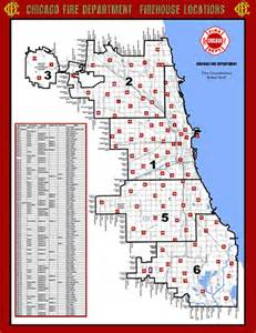 Chicago Police Station Map by Chicago Fire Maps The Radioreference Com Forums