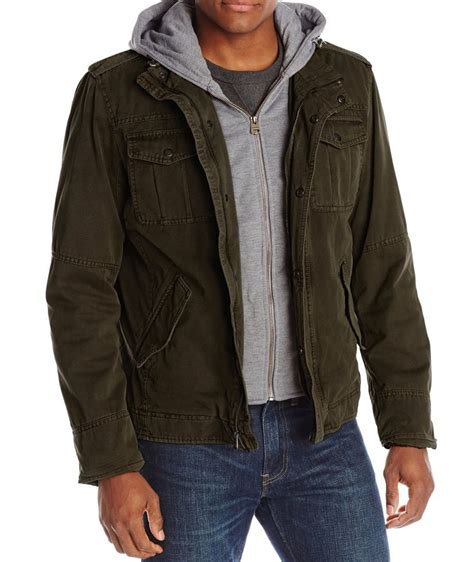 Jaket Levis By Tottal Polos levi s olive green gray mens size xl hooded zip