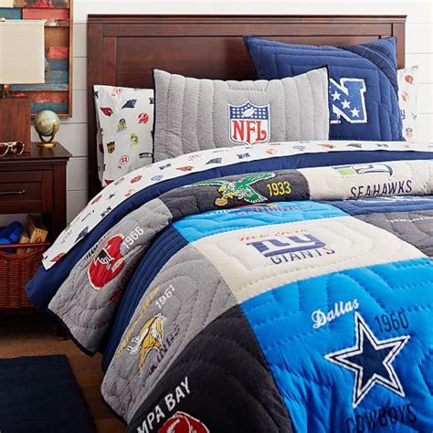 nfl comforters nfl 174 historic quilt sham pbteen