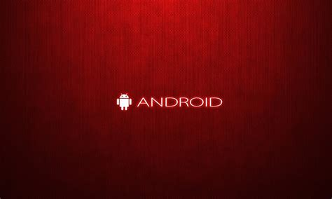 wallpaper android red red android wallpaper mobile styles