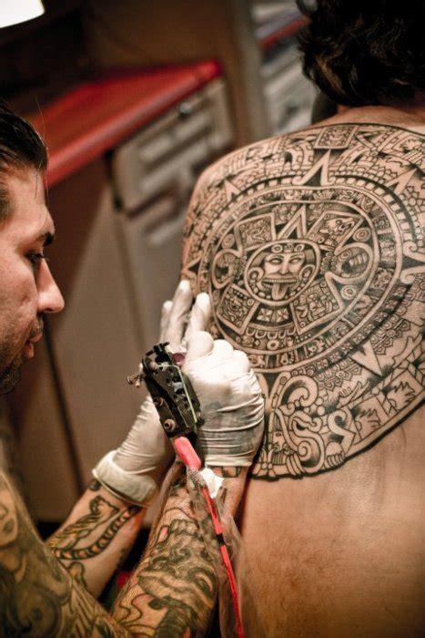 tattoo shops history tribal tattoo aztec meso american richmond tattoo shops