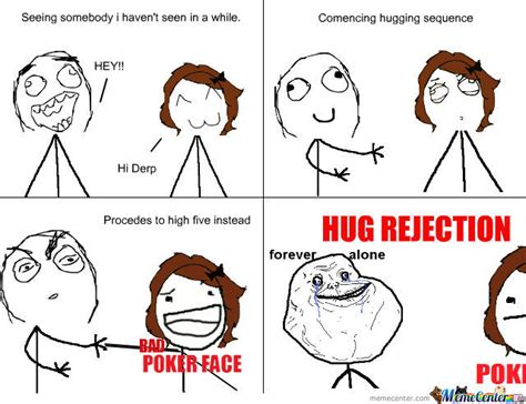 Rejection Meme - hug rejection by btwo780 meme center