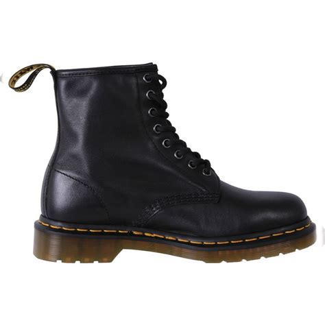 mens leather boots cheap new dr martens docs mens womens black smooth leather 8up