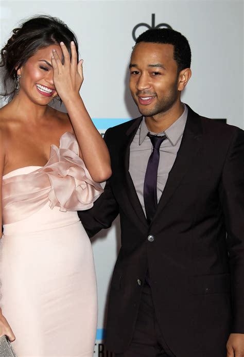 biography about john legend chrissy teigen photos photos 2010 american music awards