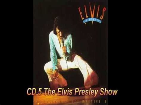 elvis walk a mile in my shoes the essential 70s