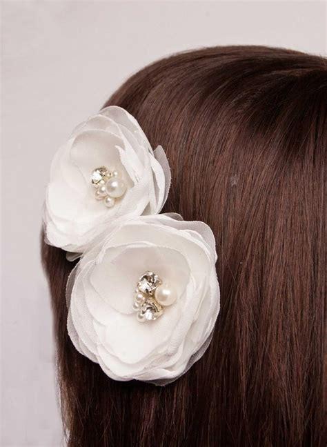 Wedding Hair Flowers Small by Bridal Hair Pieces Wedding Hair Flowers Small