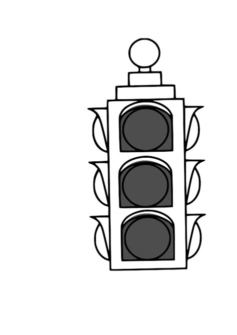 Traffic Light Drawing by Traffic Light Gif Clipart Best