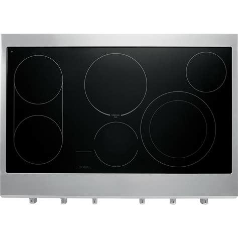 kenmore pro 40403 36 quot slide in electric cooktop