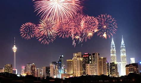 new year events malaysia where to countdown to 2016 in malaysia per my