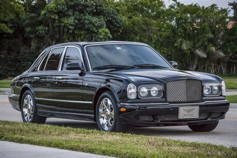 2000 bentley arnage 2000 bentley arnage label turbo sedan 184904