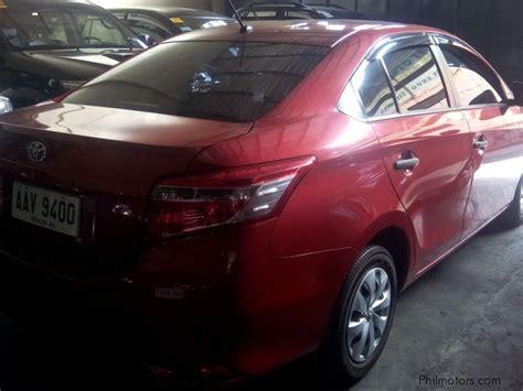 Toyota Vios 1 3 J Price Used Toyota Vios J 1 3 2015 Vios J 1 3 For Sale Manila