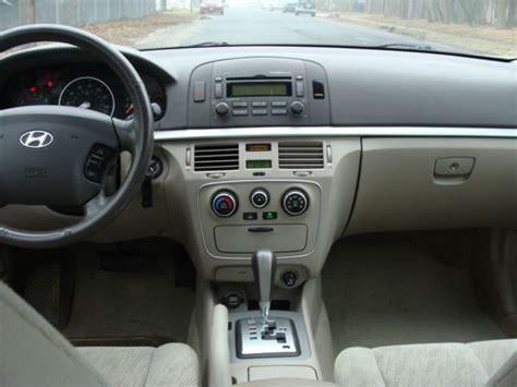 airbag deployment 2002 hyundai sonata transmission control 2006 hyundai sonata gl sedan 4 door 2 4l 53k miles with body damage