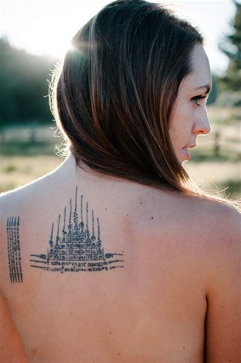 sak yant tattoos the ultimate travel memento