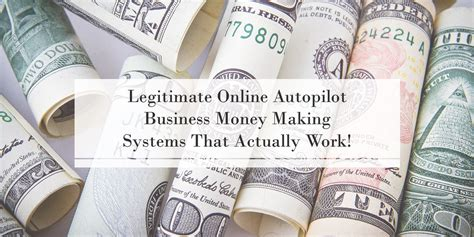 How To Make Money Online On Autopilot For Free - how to make money researching online howsto co