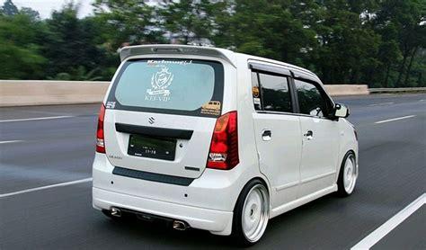 Alarm Mobil Karimun Kotak 20 modifikasi karimun wagon r kotak dan estilo otodrift