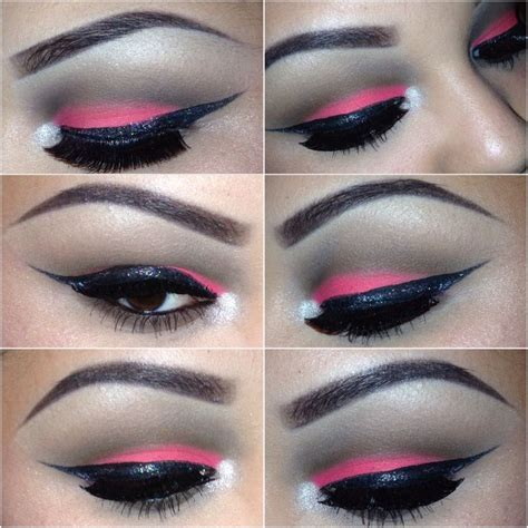 Bh Cosmetics Neon Pink 25 best ideas about neon eyeshadow on