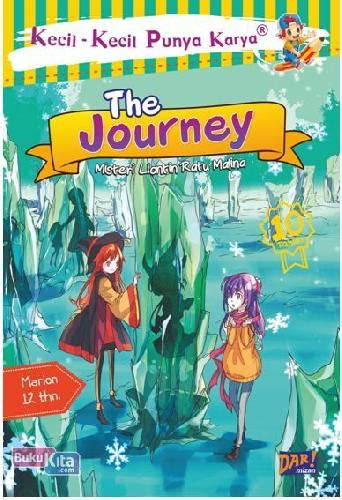 Kkpk Journey bukukita kkpk the journey misteri liontin ratu malina