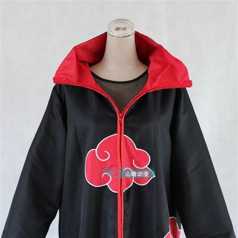 Jas Akatsuki aliexpress buy costume uchiha itachi akatsuki all set suit cloak shirt