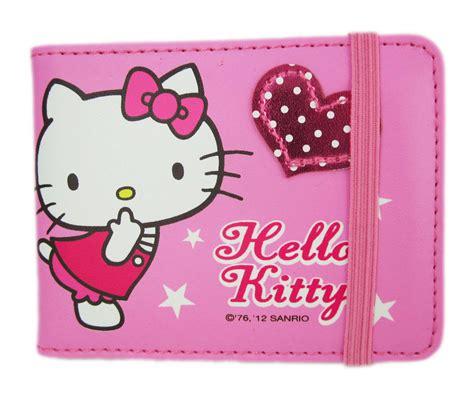 Hello Kitty Gift Card Holder - sanrio hello kitty business credit card holder wallet mini album 6 pink ebay