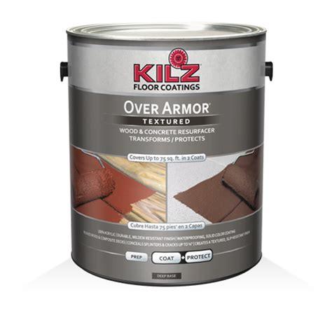 kilz  armor textured primers specialty paints