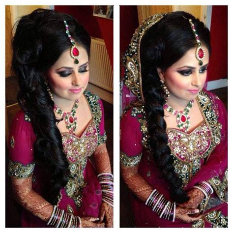 easy hairstyles pakistani latest and beautiful pakistani indian hairstyle 2014 15