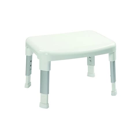 Small Shower Chair by Delta Adjustable Tub And Shower Chair Df599 The Home Depot