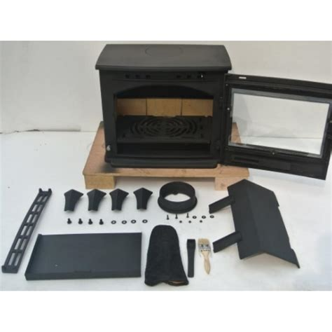 Gas Wood Burning Stove Coseyfire A228 Multi Fuel Woodburning Stove 8kw