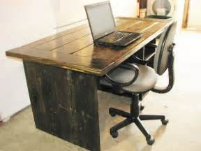 Rustic Computer Desks Computer Desk Free Shipping Office Desk High Quality Rustic Modern Farmhouse Doors
