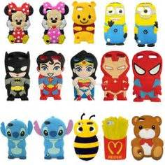 Softcase Disney Water Glitter Boneka For Iphone 5g 5s 6g 6s 6 Plus details about 3d silicone soft back cover for iphone 5g ipod 4g disney