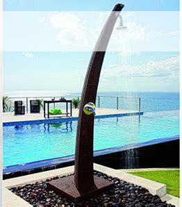 docce piscina docce per piscine solari e docce normali