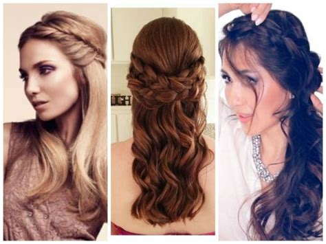 how do you do half up half down hairstyles 39 half up half down hairstyles to make you look perfect
