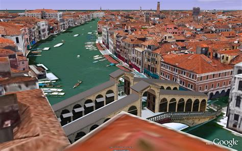 google images venice venice now in 3d in google earth