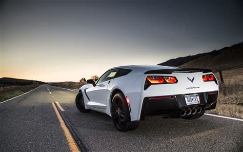 2014 corvette stingray white 2014 chevrolet corvette stingray white 7 1680x1050