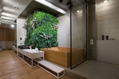 indoor garden design a quot smart quot penthouse in kiev is the pad