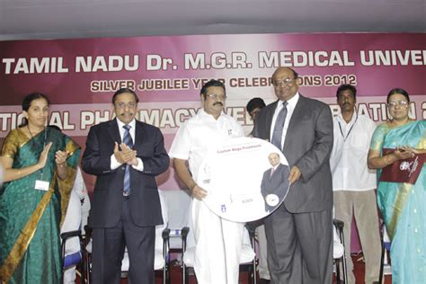 Dr Mgr Mba Syllabus by Fees Structure And Courses Of The Tamil Nadu Dr Mgr