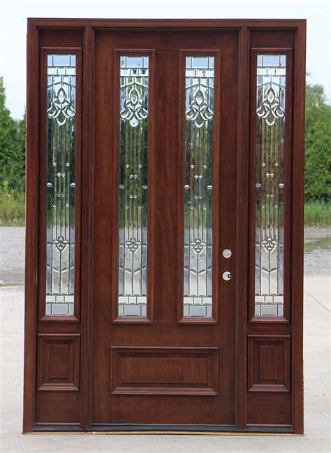 Mahogany Exterior Doors Wholesale Mahogany Exterior Door And Sidelights