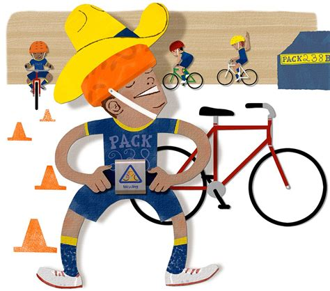how to your to run with a bike run a bike rodeo for your cub scouts