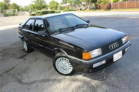 manual cars for sale 1986 audi coupe gt user handbook 1986 audi coupe gt german cars for sale blog