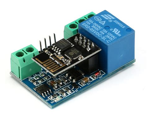 Esp8266 5v Wifi Relay Module Diy Iot Remote Smart Home esp8266 wifi 5v 1 channel relay module iot smart home remote switch android phone app