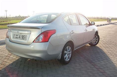 nissan sunny 2013 road test review nissan sunny 2013 bahrain yallamotor