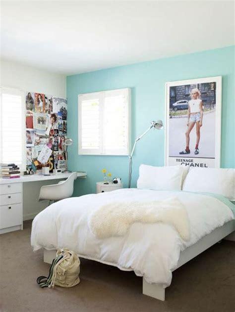 jugendzimmer m 228 dchen wandfarbe minzgr 252 n zuk 252 nftige - Wandfarbe Jugendzimmer