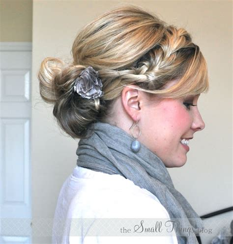 updos for teachers braided updos mychicbump