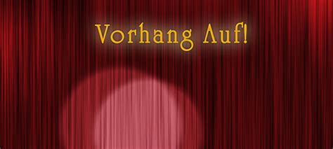 Theater Vorhang