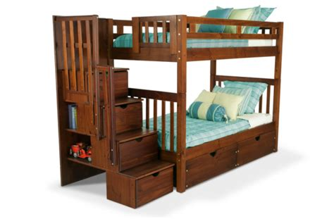colorado stairway bunk bed favething