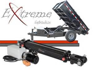 dump trailer hydraulic kits