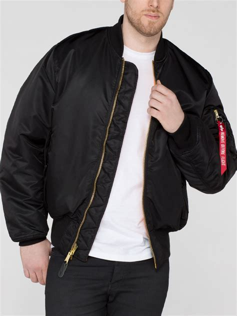 Jual Jaket Bomber Alpha Industries alpha industries ma1 classic genuine bomber jacket ebay