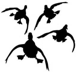 Bow Hunting Window Decals duck hunting decals ebay